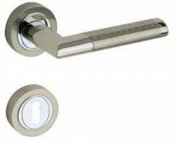 Dveřní kování rozetové ADONIS BB 8 mm