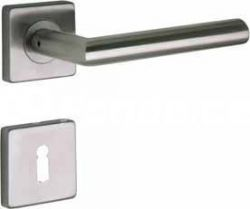 Dveřní kování rozetové CARLA WC 8/6 mm