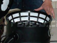 Náhradní filtr pro vysavač popela s motorem