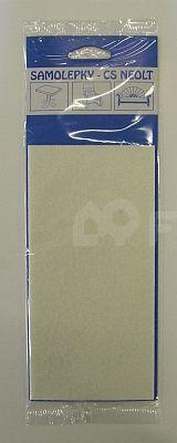 Filcové podložky samolepící 100x200 mm