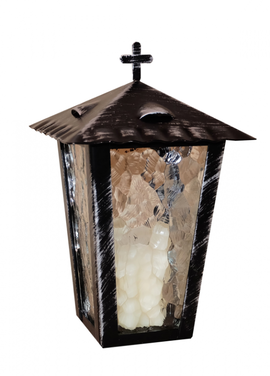 Lampa na hrob mod.001