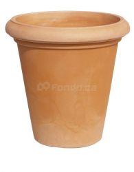 Plastový květináč LEON