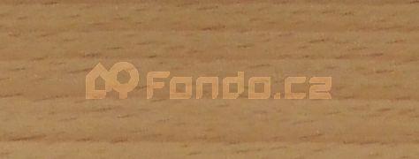 Přechodový profil buk folie 40 mm/270 cm