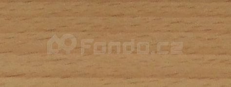 Schodový profil buk folie 20 mm/270 cm