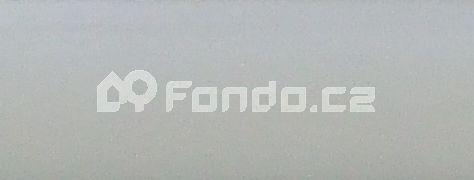 Schodový profil stříbro 9 mm/90 cm