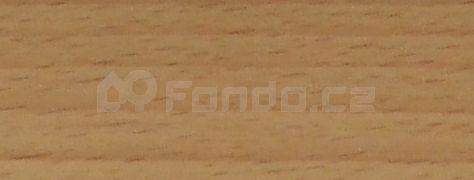 Vyrovnávací profil buk folie 8 mm/270 cm