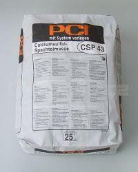 BASF PCI CSP 43 Kalciumsulfátová stěrka