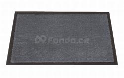 Čistící kobereček SYNTHETIK 90 šedý