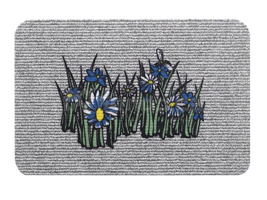 Čistící rohož FLOCKY - ilustrační obrázek