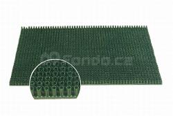 Čistící rohožka KLIP - umělá tráva mod.042
