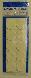 Filcové podložky samolepící 40 mm - 10 ks