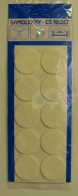 Filcové podložky samolepící 40 mm