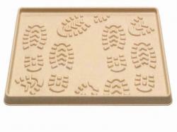 Plastová podložka na boty BOOTH-TRAY