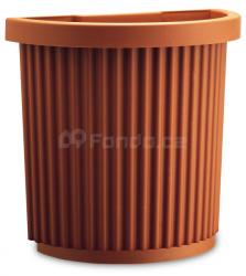 Plastový květináč EGEO 50