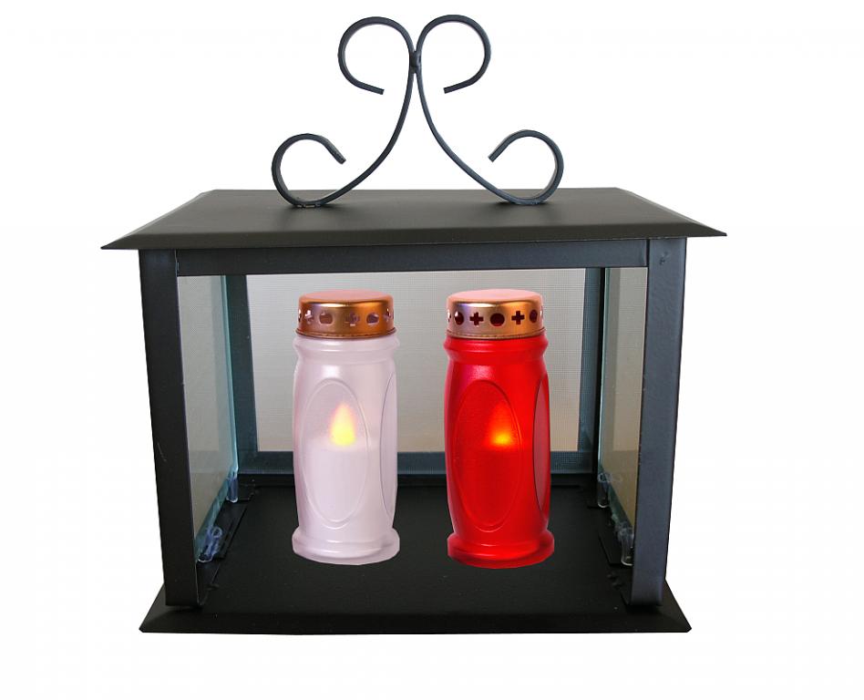 Schránka na svíčky mod.015