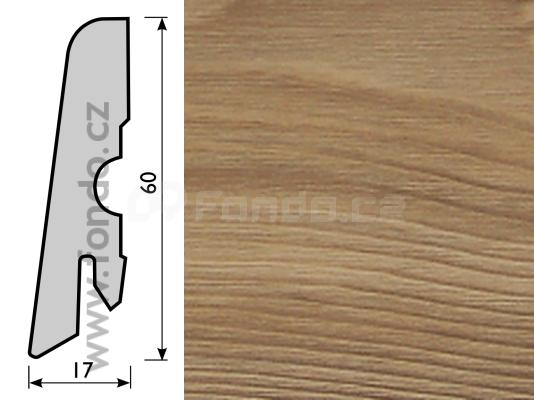 Soklová lišta Egger - dekor L133