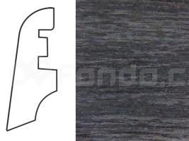 Soklová lišta MDF - dekor Dub 13520