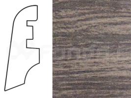 Soklová lišta MDF - dekor Dub 13523