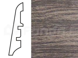 Soklová lišta MDF - dekor Dub 13523 60