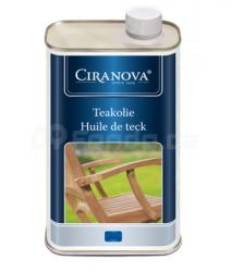 CIRANOVA Teakoil - týkový olej 1l