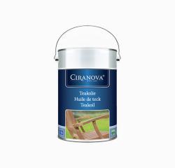 CIRANOVA Teakoil - týkový olej 5l