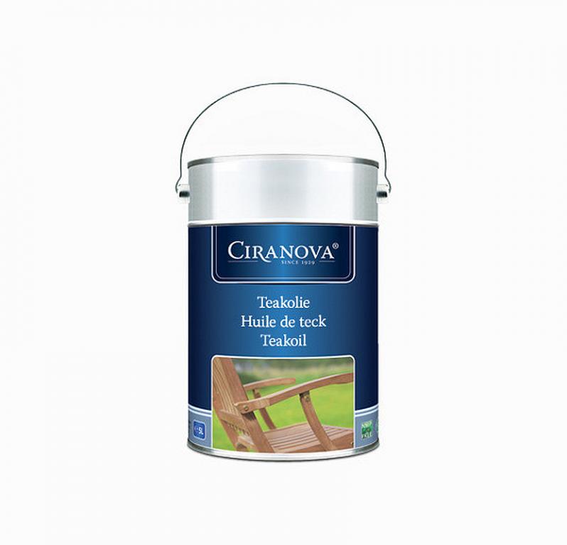CIRANOVA Teakoil - týkový olej
