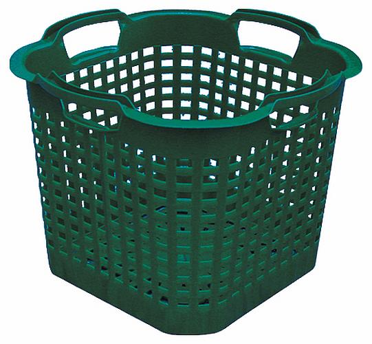 Zahradní plastový koš mod.030