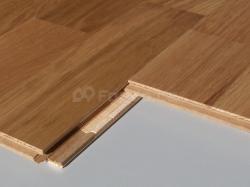 Dub parketa UV lak Barlinek Standard BS-2200 14 mm dřevěná plovoucí podlaha