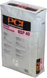 BASF PCI NSP 40 Samonivelační stěrka