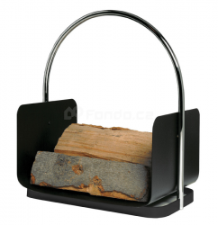 Kovový koš na dřevo mod.035