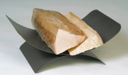 Kovový koš na dřevo mod.299