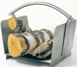 Kovový koš na dřevo mod.598