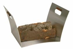 Kovový koš na dřevo mod.938