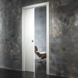 Stavební pouzdro Ermetika do zdi pro posuvné dveře jednokřídlé