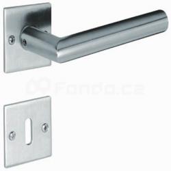 Dveřní kování rozetové Metro Slim-fit PZ