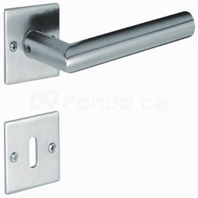 Dveřní kování rozetové Metro Slim-fit