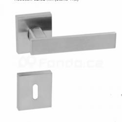Dveřní kování rozetové Roxana WC