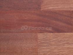 Merbau masívní dřevěná podlaha - surová úprava - VZOREK
