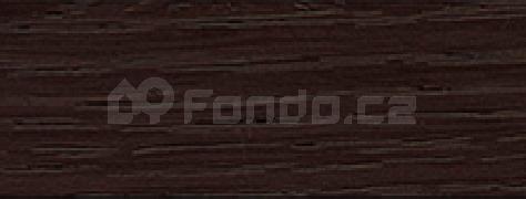 Přechodový profil wenge folie 40 mm/90 cm