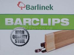 Barlinek BARCLIPS klipy pro soklové lišty (50 ks/bal.)