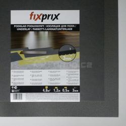Decora Fix Prix 3 mm podložka pod podlahy