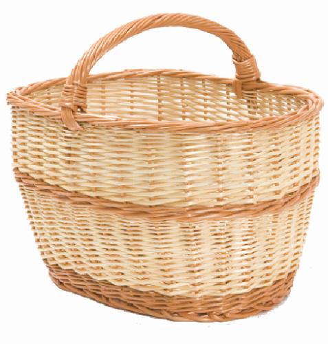 Nákupní proutěný košík mod.114