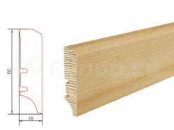 Barlinek P50 P5006011A Buk lak soklová lišta (10 ks / bal.)