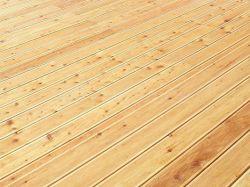 Terasová prkna Sibiřský modřín - délka 3000 mm - dřevěná terasová podlaha