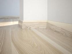Soklová lišta Jasan bílý P30 Barlinek P3002031A (10 ks / bal.)