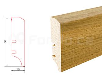 Soklová lišta Dub Excite P50 Barlinek P5001302A (10 ks / bal.)