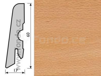 Soklová lišta Egger L114