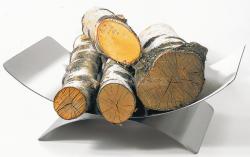 Kovový koš na dřevo mod.599