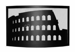 Krbová zástěna jednodílná mod.245 Colosseo
