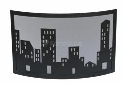 Krbová zástěna jednodílná mod.246 Metropol